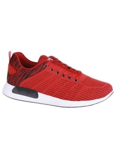 Scooter Ayakkabı Kırmızı